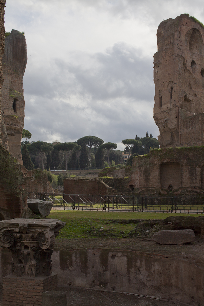 Caracalla Thermen