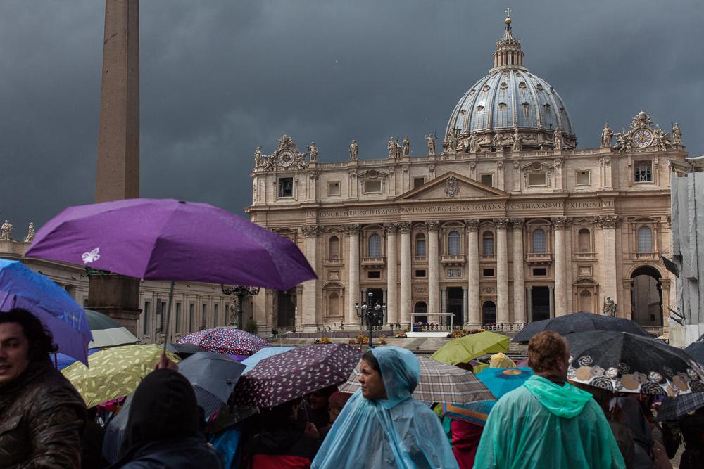 Vatikan Petersdom Rom